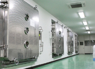 High-performance freeze dryer
