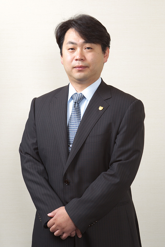 President and CEO Hiromichi Hayashi